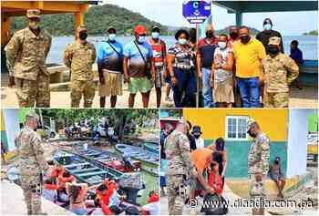 Boteros en La Guaira se unen al programa transportistas marítimos vigilantes - Día a Día