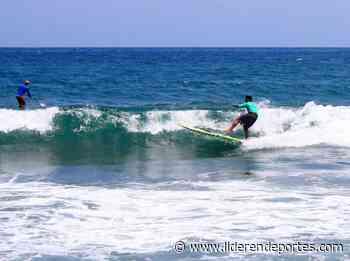 La Guaira recibe II válida de surf - Líder en deportes - Líder en Deportes