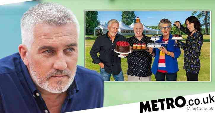 Great British Bake Off's Paul Hollywood 'p*ssed off' for gaining weight during filming