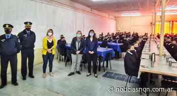 Merlo visitó el mamógrafo móvil de LUNCEC en Plaza Huincul - Noticias NQN