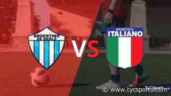 Argentino de Merlo recibirá a Sp. Italiano por la fecha 10 - TyC Sports