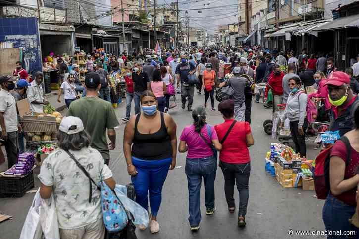 Balance covid-19: 16 fallecidos y 838 nuevos casos en Venezuela