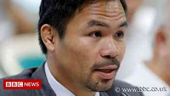 Manny Pacquiao: Boxing star to run for Philippines president
