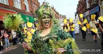Whitley Bay Carnival makes triumphant return after being cancelled due to Covid last year