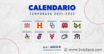 Calendario de la Liga Mexicana del Pacífico - TV Azteca