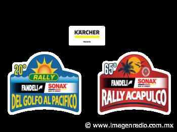 Rally del Golfo del Golfo del Pacífico y Rally de Acapulco - Imagen Radio