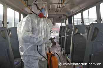 Coronavirus en Argentina: casos en San Blas De Los Sauces, La Rioja al 19 de septiembre - LA NACION