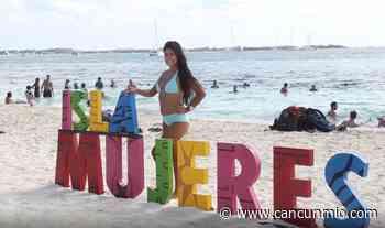 Playas de Isla Mujeres continúa atrayendo al Turismo nacional e internacional | Cancun Mio - Cancún Mio