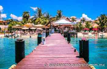 Recuperan emblemático muelle de madera de Isla Mujeres - Quadratin Quintana Roo - Quadratín Quintana Roo