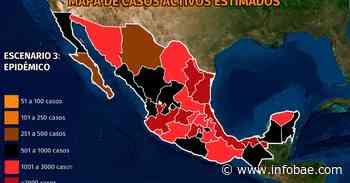 Mapa del coronavirus en México al 19 de septiembre: casos descienden 12%, pero muertes acumuladas rebasan las 271,000 - infobae