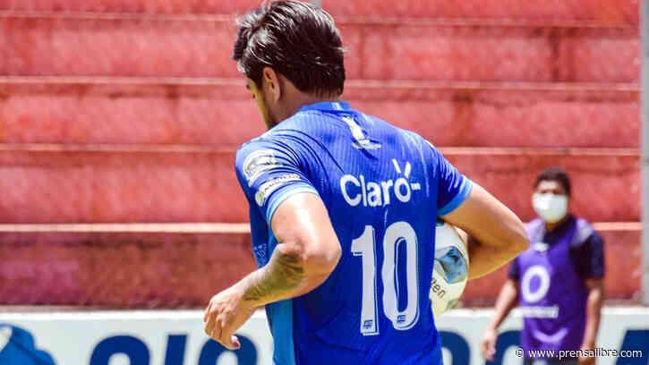 Santa Lucía derrota a Antigua y asalta la punta del Apertura 2021 - Prensa Libre