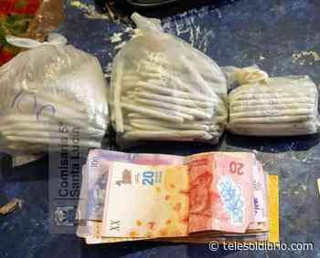 Santa Lucía: dos asaltos, dos allanamientos, dos golpes al narcomenudeo - Telesol Diario
