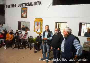 Frente de Todos: ungieron candidatos en San Luis y Santa Lucía - Las noticias más importantes de Corrientes - diarioellibertador.com.ar
