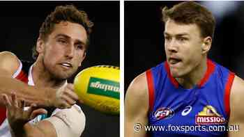 Dumped gun makes old side look silly; new AFL record-holder gets ignored: Weird Brownlow stats