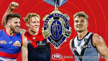 Brownlow Tracker: Every vote, every game and the stunning final top 10