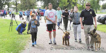 Letter to the Editor: Community makes Walk for Animals a success - Austin Daily Herald - Austin Herald