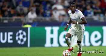 Real Madrid: Carlo Ancelotti plant mit David Alaba als Innenverteidiger - SPORT1