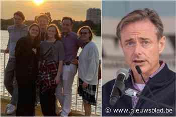 """Dochter van Bart De Wever verruilt Deurne voor New York: """"Zelf nooit die kans gekregen"""""""