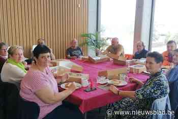 Gemachtigd opzichters genieten van ontbijt (Nijlen) - Het Nieuwsblad