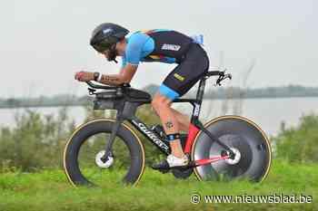 Adam Lambrechts is wereldkampioen aquabike (Nijlen) - Het Nieuwsblad