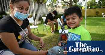 Covid vaccinations among US Latinos are rising thanks to community outreach - The Guardian