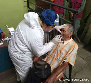 Merida: Autoridades realizaron jornada masiva de vacunación y toma de muestras en Tovar - Aporrea