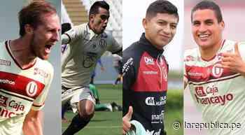¿Con qué jugadores no podrá contar Universitario para el duelo con Municipal? - La República Perú