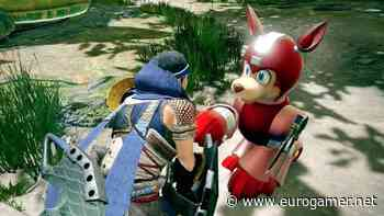 Monster Hunter Rise's Mega Man crossover arrives next week - Eurogamer.net