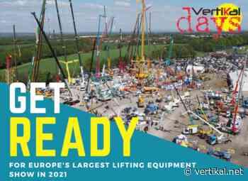 Vertikal Days next week! - Vertikal.net