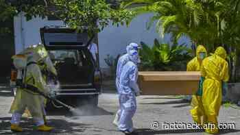 Sri Lankan posts misleadingly tout traditional medicine as coronavirus 'cure' - AFP Factcheck