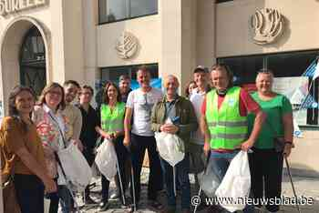 Turnhout doet mee aan World Cleanup Day