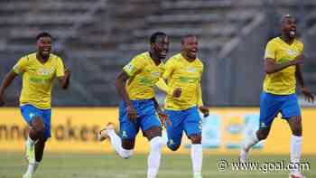 Mamelodi Sundowns starting XI: Kekana, Sirino to face TS Galaxy