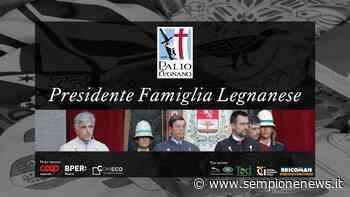 Palio di Legnano: intervista a Gianfranco Bononi, presidente Famiglia Legnanese. - Sempione News