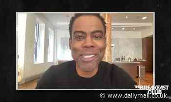 Chris Rock reveals he has COVID-19: The comedian, 56, says 'trust me you don't want this'