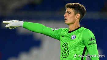 Kepa starts for Chelsea against Tottenham