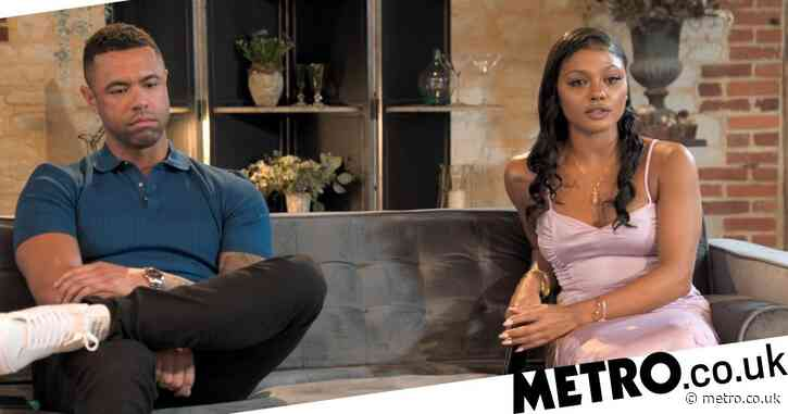 Married At First Sight UK's Alexis Economou addresses claims experts 'did her dirty' with Jordon Mundell pairing