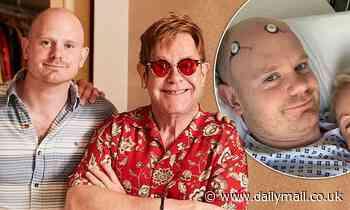 Elton John shares heartbreak for radio producer friend who battled brain cancer
