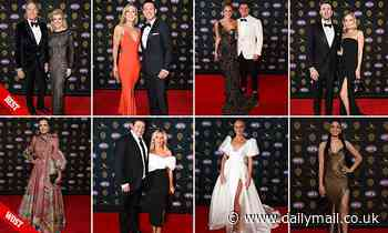 Brownlow Medal 2021's best and worst dressed list revealed