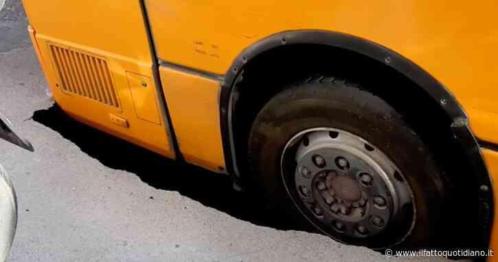 """""""L'autista non può fare il poliziotto"""". A Savona i conducenti dei bus chiedono sicurezza e diritti"""