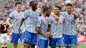 Lingard, Ronaldo inspire Man Utd comeback win