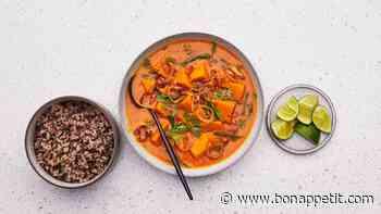 Butternut Squash and Green Bean Stew