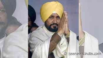 Charanjit Singh Channi to take oath on Monday at 11 AM, Rahul Gandhi sends wishes