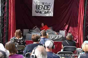 Cabardouchekes scoren op straattheaterfestival Boulevart<BR />