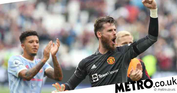 David de Gea reveals his surprise over West Ham penalty decision after last-minute save