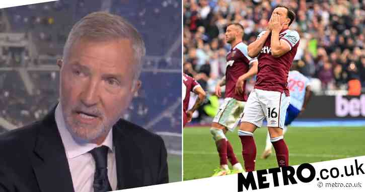 'Its wrong!' – Graeme Souness fumes over West Ham penalty decision in Manchester United win