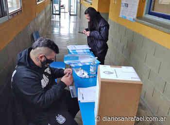 Boulogne Sur Mer y San Rafael fueron los penales donde más internos votaron - La información justa - Diario San Rafael