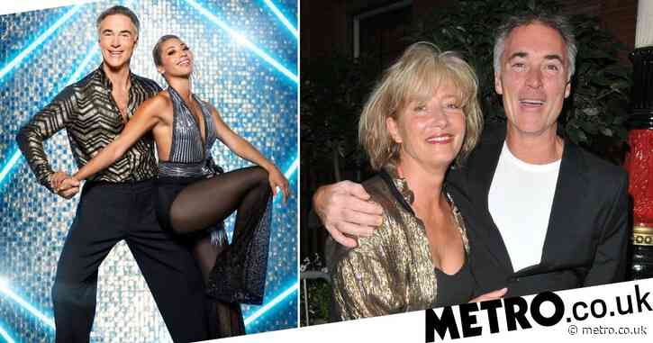 Strictly 2021: Dame Emma Thompson laughs off Strictly curse as she 'gives husband Greg Wise condoms' before show