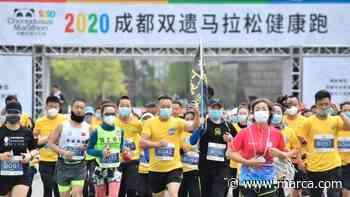 Polémica en San Francisco: los atletas del maratón deberán llevar mascarilla en ciertos tramos - MARCA.com
