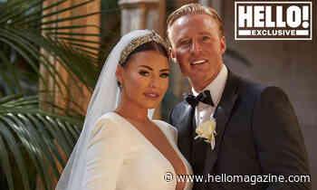 Inside Jessica Wright and William Lee-Kemp's stunning Spanish wedding
