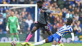 VAR rules out Ndidi and Lookman goals as Leicester City lose to Brighton & Hove Albion